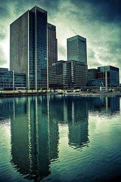 Reflected City | murphyz