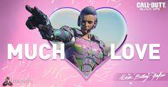 Valentines Day? No Problem DoubleXP Weekend. BOOM! Much Love.