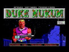 Duke Nukum{AKA Duke Nukem) Episode 2: Mission: Moonbase