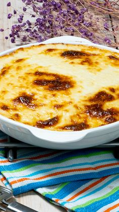 Fun Easy Recipes, Simply Recipes, Sweet Recipes, Savoury Dishes, Food Dishes, Brulee Recipe, Pasta Sauce Recipes, Western Food, Incredible Recipes