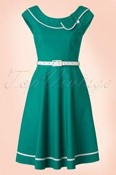 Vixen Mint Swing Dress 102 40 17965 20160513 0008E gibt es momentan leider nur in XL :(