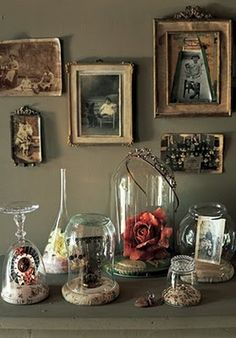Vintage collections