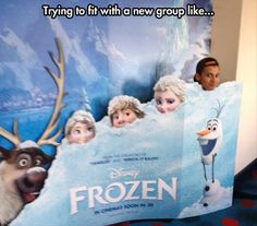 New Frozen Member We All Never Noticed Before. Just Kidding!