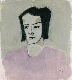 Helene Schjerfbeck, SUOMALAINEN SAIRAANHOITAJA I (FINNISH NURSE I)