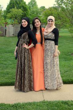 Hijabi fashion Eid Outfits, Dinner Outfits, Modest Outfits, Modest Wear, Islamic Fashion, Muslim Fashion, Modest Fashion, Simple Long Dress, Hijab Stile