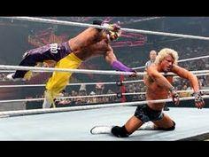 Rey Mysterio Vs. Dolph Ziggler WWE Night of Champions 2009 Full Macth