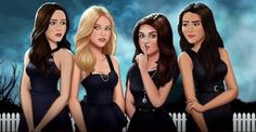 Pretty little liars on episode: Choose your story