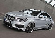 15-Oct-2013 14:16 - VÄTH WEET HET BETER MET V25 CLA. In het CLA-gamma laat Mercedes een gapend gat tussen de CLA 250 (211 pk) en de CLA 45 AMG (360 pk). Tuner Väth springt hier slim in met de V25 CLA.