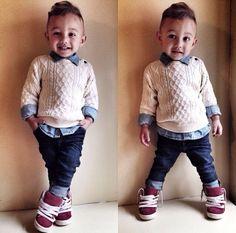 Boys fashion/ kid fashion omg when Sir gets older! x) @Serena Beltran