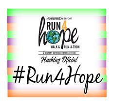 Corriendo Por Esperanza, Septiembre 24, Cuernavaca Morelos  https://www.alcancevictoriamexico.org/corriendo-por-esperanza.html #Run4Hope