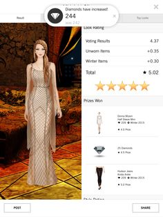 4.50+ rating - Covet Fashion $500 Daily