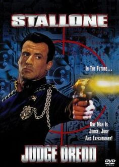 Judge Dredd (1995) movie #poster, #tshirt, #mousepad, #movieposters2