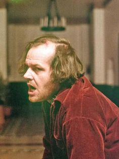 Jack Torrance, Jack Nicholson.