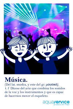 ¡Feliz Día de la Música! En muchos lugares del mundo hoy se celebra este día entre notas y acordes. Desde Aquaservice os deseamos a tod@s que vuestra vida siempre esté llena de bellas melodías.