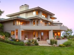 Coastal Luxury Homes Bungalow House Design, Modern House Design, Dream Mansion, Luxury Homes Dream Houses, Modern Mansion, Dream House Exterior, Dream Home Design, Modern House Plans, Facade House