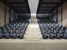 Delta Lloyd headquarters auditorium