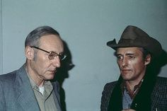 William Burroughs: Burroughs with Dennis Hopper at The Bunker, on the Lower East Side of Manha Lower East Side, Dennis Hopper, Beat Generation, In His Time, Jack Kerouac, Writers And Poets, Weird Dreams, History Teachers, American Literature