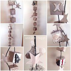 annie scrappt - rund ums Papier und noch viel mehr: Weihnachtswürfel