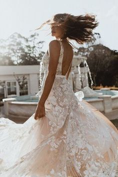 Anna Campbells The Golden Hour Collection featured on the LOVE FIND CO. Bridal Dress Directory