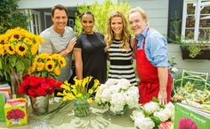Grocery Store Flower Arrangment - Home & Family