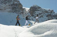 Snow Shoes / Racchette da Neve  #ValdiZoldo #dolomitistars
