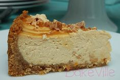 Bakeville: Kinuskijuustokakku Banana Bread, Cheesecake, Food Porn, Good Food, Food And Drink, Pie, Sweets, Baking, House Cafe