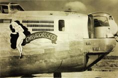B-24, Embarrassed
