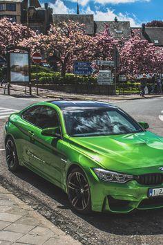 Green machine!