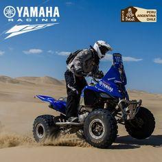 Equipo Yamaha #Dakar2013