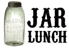jar lunch by misterkrista, via Flickr
