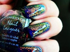 Bling Holographic Nail Polish - Best Holographic Nail Polish For Women  #nail   #girls    www.loveitsomuch.com