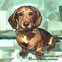 Get free hacks and guide for dog lovers -> Your dog may pick things easier when they are given these signals. Try both ways and discover what works well along with your dog. Dachshund Funny, Dachshund Art, Dachshund Puppies, Pet Dogs, Daschund, Weiner Dogs, Funny Puppies, Dachshund Personality, Dog Training School