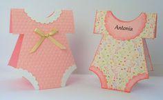 Recuerdos de papel: Tarjetas especial baby shower, nacimiento y bautizo ¡¡