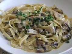 Thuiskoken: Pasta met Boursin