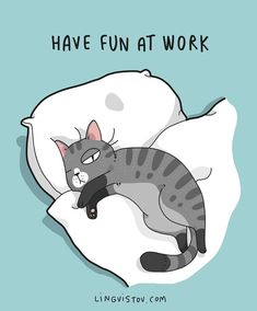 50 Hilarious Comics That Perfectly Capture Life With Cats - We love cats deeply. They are cuddly, discreet, independent. In short, they have a lot of quality, - I Love Cats, Cute Cats, Funny Cats, Adorable Dogs, Cat Comics, Funny Comics, Crazy Cat Lady, Crazy Cats, Gatos Cats