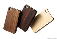 Want. Wooden iPhone4/4s Case