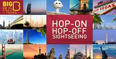 Hop-on, hop-off sightseeing. Sure it's the McDonaldization of tourism but if time is short it's a great way to see the can't-miss highlights of a city and even stop for a meal or pictures.