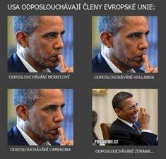 USA odposlouchávají členy Evropské unie