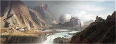 Terraformers, Kait Kybar on ArtStation at https://www.artstation.com/artwork/xO0oY
