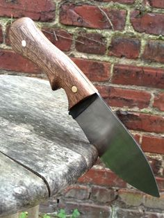 The Lioness Custom Knife