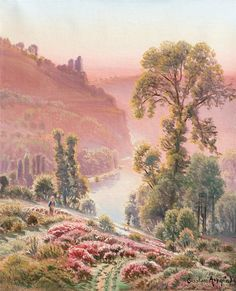 gaston vincent anglade art   Gaston Vincent Anglade Paintings - Oil Painting Reproductions