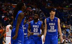 Mississippi Rebels vs. Middle Tennessee Blue Raiders - 11/30/16 College Basketball Pick, Odds, and Prediction