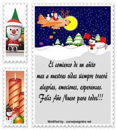 palabras originales para enviar en año nuevo,reflexiones para enviar en año nuevo: http://www.consejosgratis.net/saludos-para-ano-nuevo/