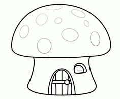 Crafts,Actvities and Worksheets for Preschool,Toddler and Kindergarten.Free printables and activity pages for free.Lots of worksheets and coloring pages. Mushroom House, Mushroom Art, Painted Rock Cactus, Painted Rocks, Bird Coloring Pages, Coloring Sheets, Summer Crafts, Diy Crafts For Kids, Sketching Techniques