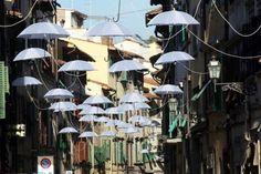 Via Romana in Florence for Christmas!
