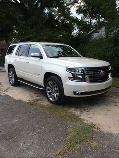 2015 Chevy Tahoe LTZ Great SUV Our current family SUV