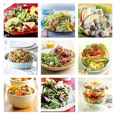 Quick and Easy Salad Recipes