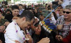 Crear talento humano, lo más importante de la Revolución Ciudadana, afirma Correa