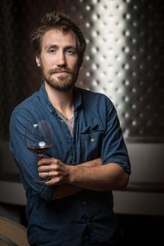 Ry - our rockin' Assistant Winemaker