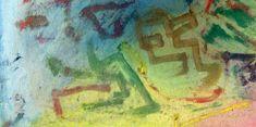 Ucieczka przed labiryntem olej pastele tektura Painting, Art, Art Background, Painting Art, Kunst, Paintings, Performing Arts, Painted Canvas, Drawings